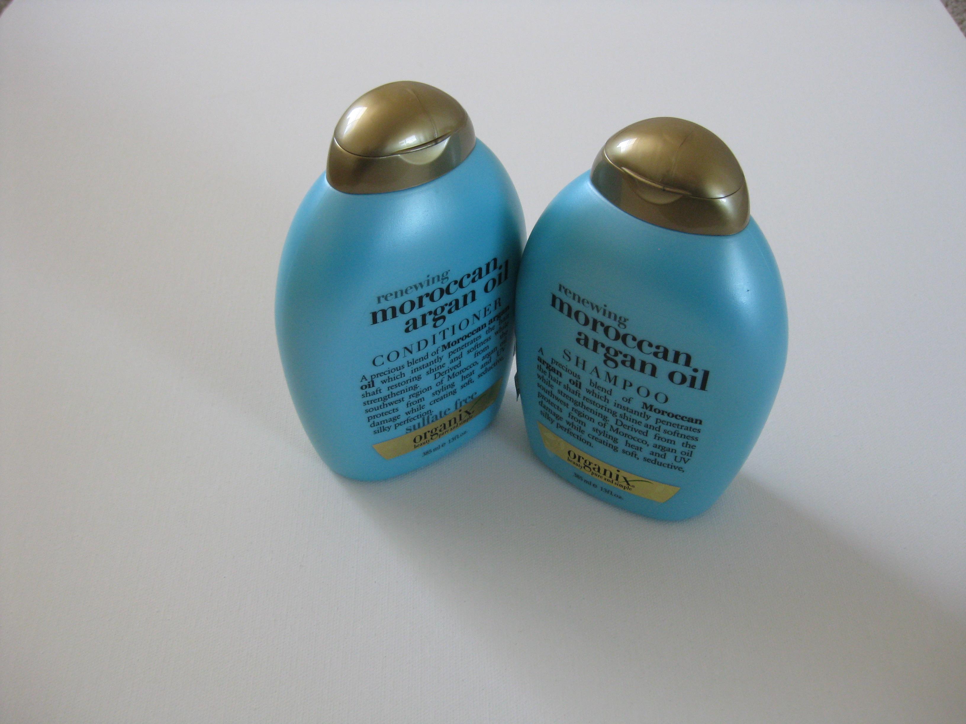 Organix Shampoo And Conditioner Spoonfulofchic